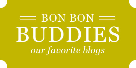 Bon Bon Blog - Buddies