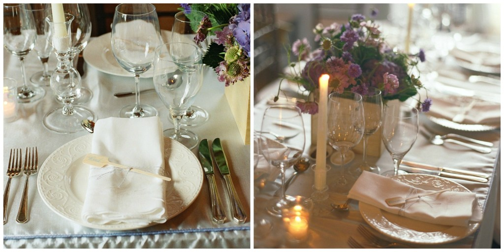 Placesetting Collage