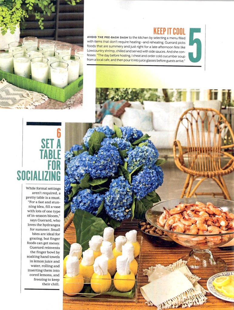 Southern Living June 2016 page 6