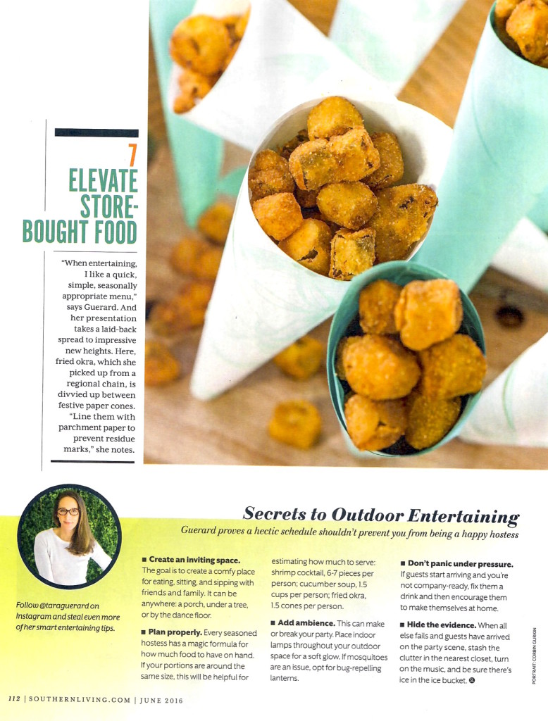Southern Living June 2016 page 8