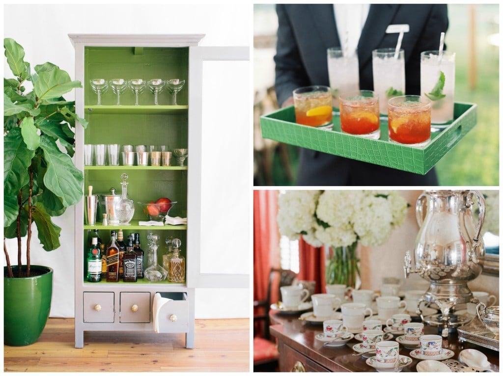glassware-collage