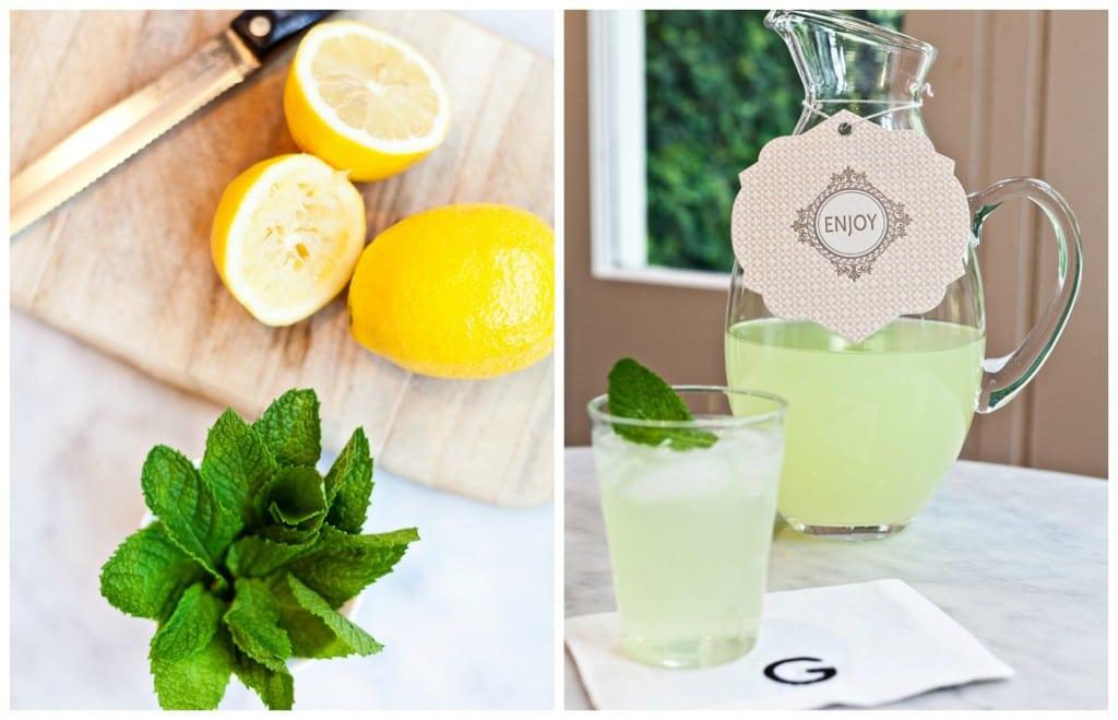 Lemonade Collage